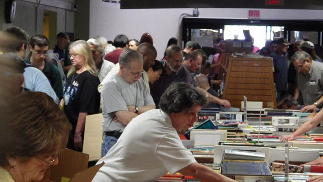 Camden County Library will hold their biggest semi-annual book sale Oct. 15-17 at the M. Allan Vogelson branch in Voorhees.