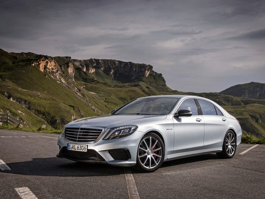S63 front