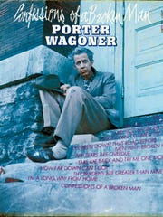 "This photo on the cover of Porter Wagoner's ""Confessions"