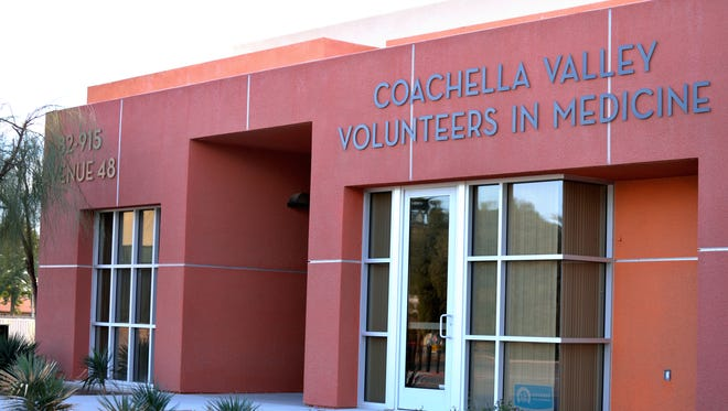 Located in Indio, the Coachella Valley Volunteers in Medicine provides free medical services to qualifying clients from throughout the valley.