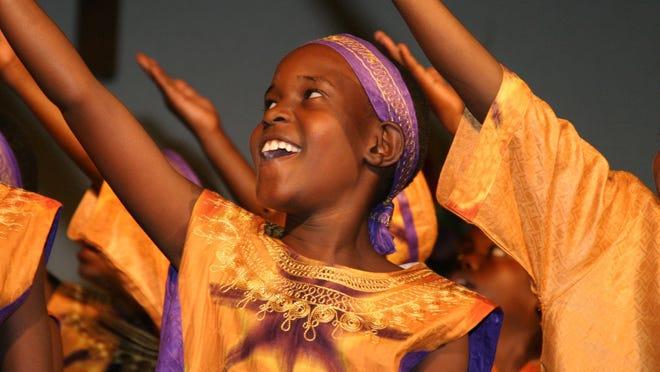 Pat Clay, for FLORIDA TODAY African Children's Choir to perform at St. Luke's Episcopal Church, Merritt Island, 7 p.m. Dec. 9