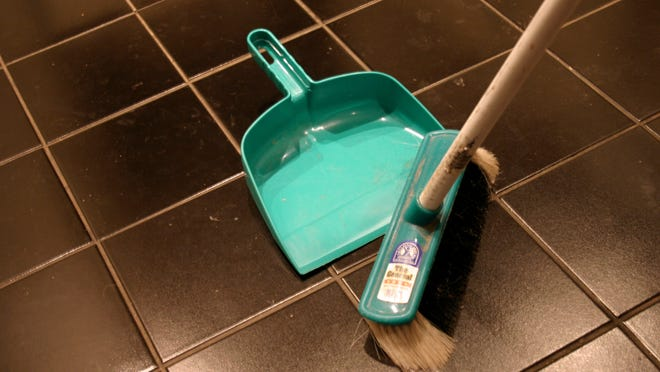 Compared to other types of flooring, tile requires just a little maintenance to keep it looking great.