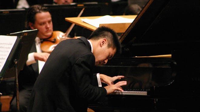 "Conrad Tao returns to Battle Creek to play ""Concerto for the Left Hand"" by Maurice Ravel."