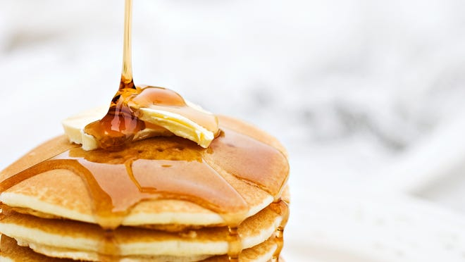 National Pancake Day is March 3.
