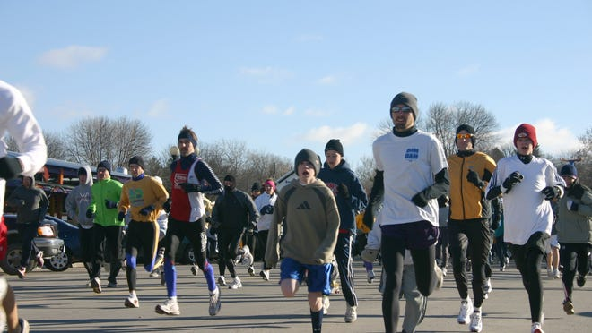 The Turkey Trot will burn off a few calories on the Iowa State Fairgrounds before loading up on dressing Thursday.
