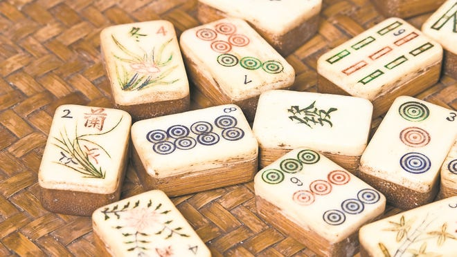 The ancient Chinese game mahjong is increasingly being embraced by younger generations.