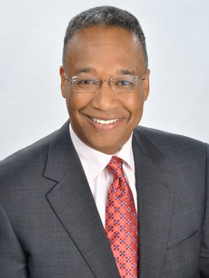 Clyde Gray, WCPO-TV (Channel 9) news anchor.