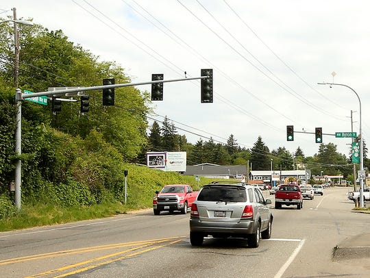 Silverdale Way widening: Work on $7.8 million project