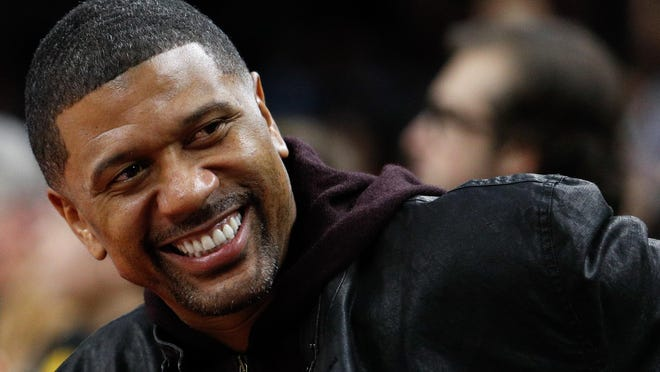 ESPN sports analyst Jalen Rose is a fan of Miami hosting the Super Bowl.