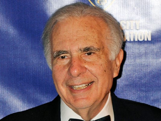 CARL ICAHN - INVESTIGATION REQUEST