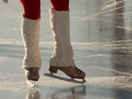 There is still time to hit the ice at WinterFest ice
