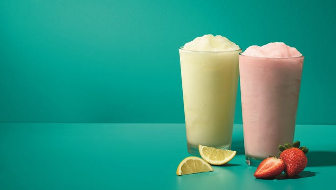 The first day of summer 2018 is a chance to try Dunkin' Donuts new Frozen Lemonade.