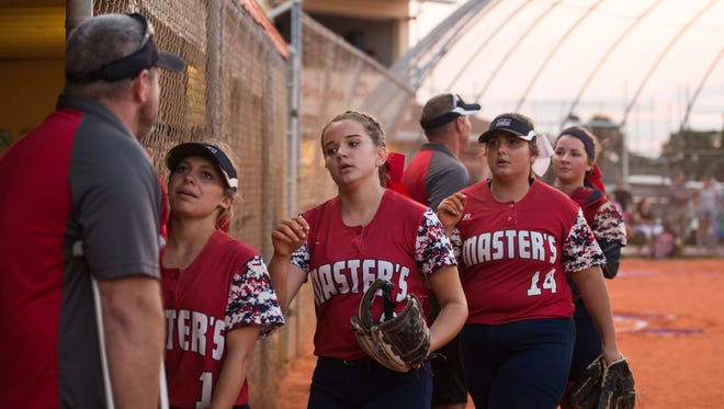 The Master's Academy softball team will make its first state tournament appearance Monday when it meets Aucilla Christian in a Class 2A state semifinal game at 10:35 a.m. Monday at Historic Dodgertown in Vero Beach.