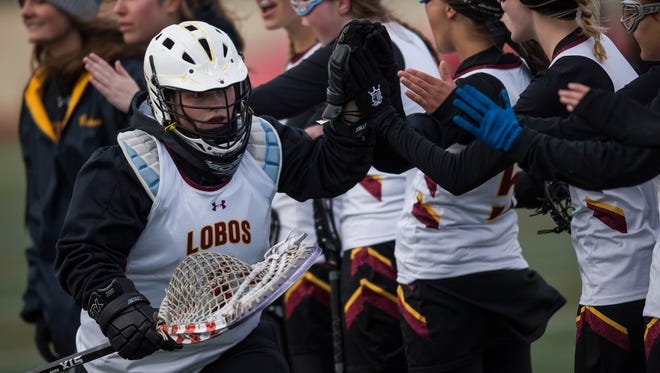 The Rocky Mountain High School girls lacrosse team has qualified for the playoffs in just its second season of existence.