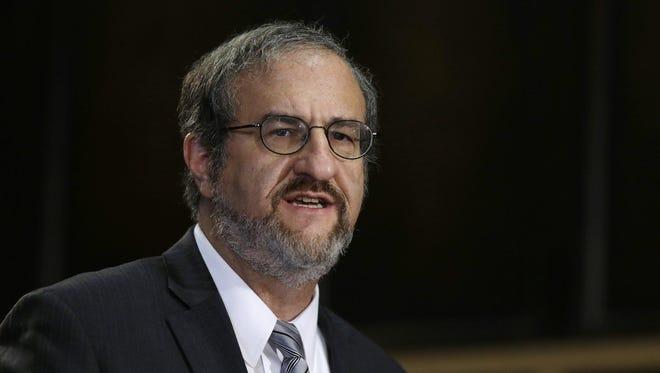 University of Michigan President Mark Schlissel.