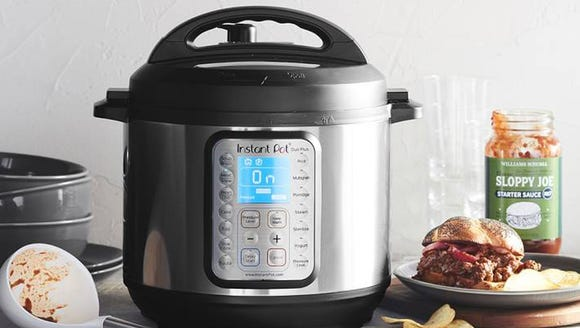 Dinner possibilities are endless with an Instant Pot.