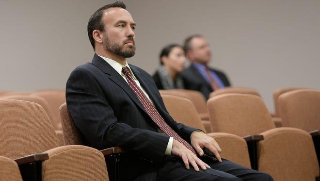 Attorney Ross Fischer