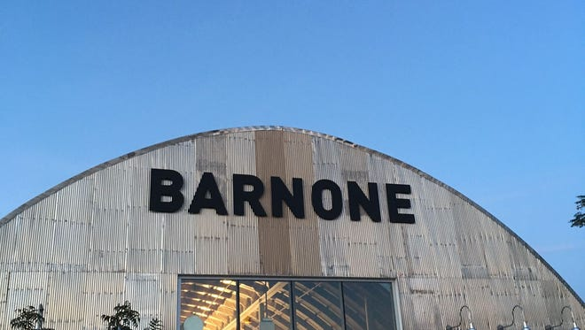 Barnone at Agritopia is Gilbert is opening Nov. 22.