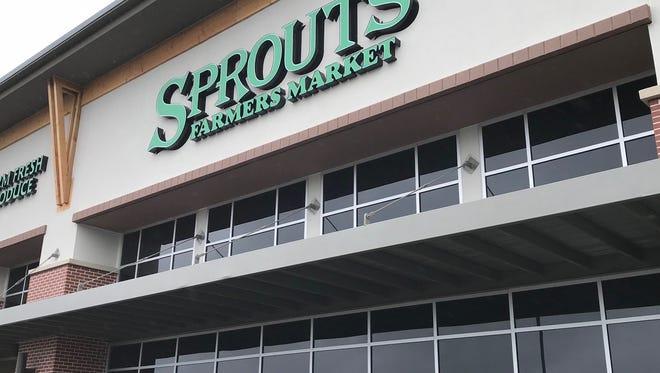 Sprouts Farmers market in Simpsonville, SC.