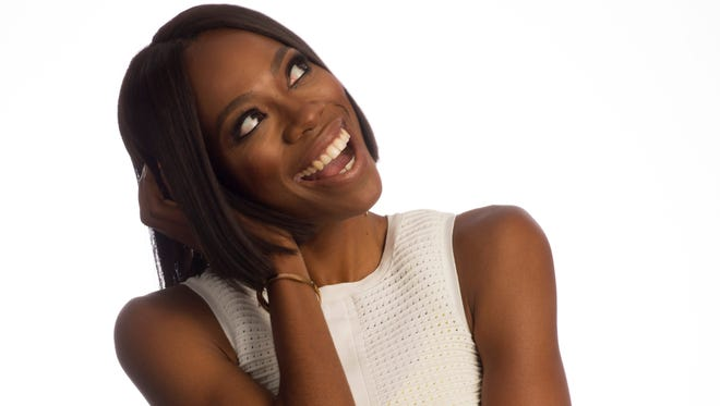 Yvonne Orji, 33, plays Issa's best friend Molly in the second season of HBO's popular dating comedy 'Insecure.'
