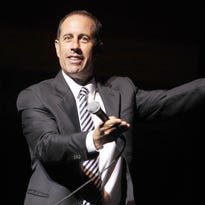 Jerry Seinfeld plans autumn show in Indianapolis