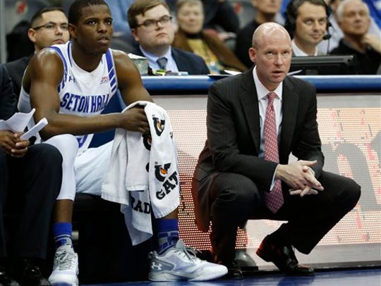 For Seton Hall guard Isaiah Whitehead and head coach
