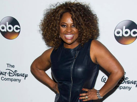 """FILE - In this May 14, 2014, file photo, Sherri Shepherd attends """"A Celebration of Barbara Walters"""" in New York. Shepherd is alive despite a story shared on social media claiming the television personality died last month following a heart attack."""