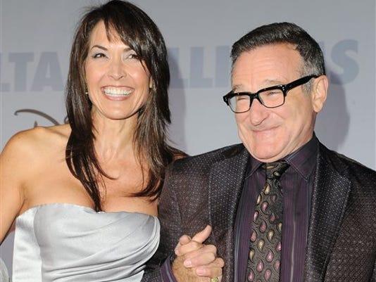 Obit Robin Williams_Greg
