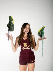 Chelsey Oliver, Riverdale, Cross Country All-Area