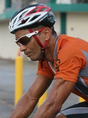 Cyclist Peter Lombard will represent Guam at the 2016 Olympic Games in Rio De Janiero, Brazil.