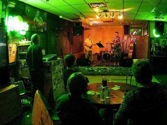 Just west of Michigan State University's campus, Mac's Bar is considered a landmark in Lansing's music scene.