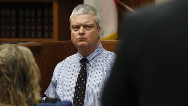 Craig Wood during a previous court appearance.