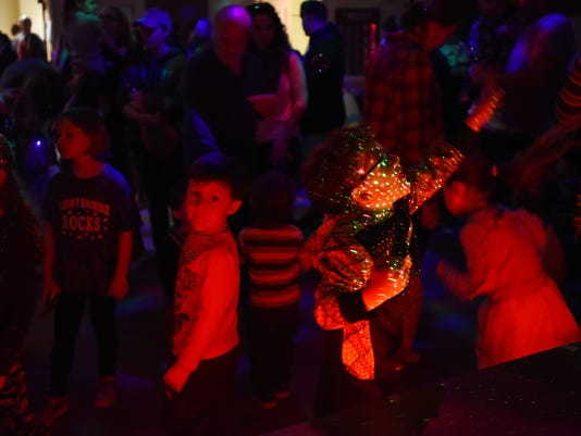Kids' Dance Party: Club Sippycup takes over the Ringwood Library for a preschool dance party