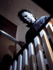 """Michael Myers from the original 1978 film """"Halloween."""""""