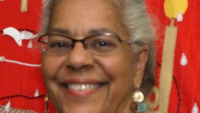 Judith C. Owens-Lalude, founder of the J. Camille Cultural Academy