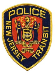 NJ Transit police patch