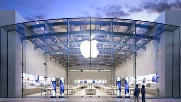 Apple has built a loyal customer base.