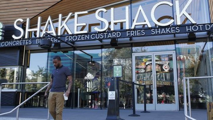 Shake Shack opens in South Jersey