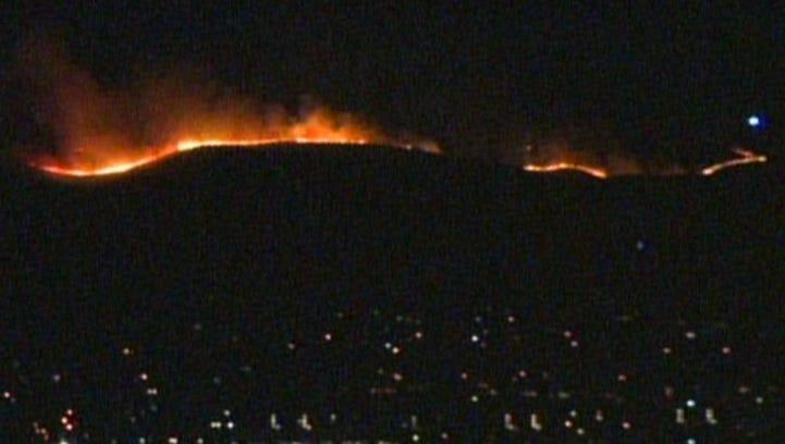 Investigators: Recent fires west of Denver 'suspicious'