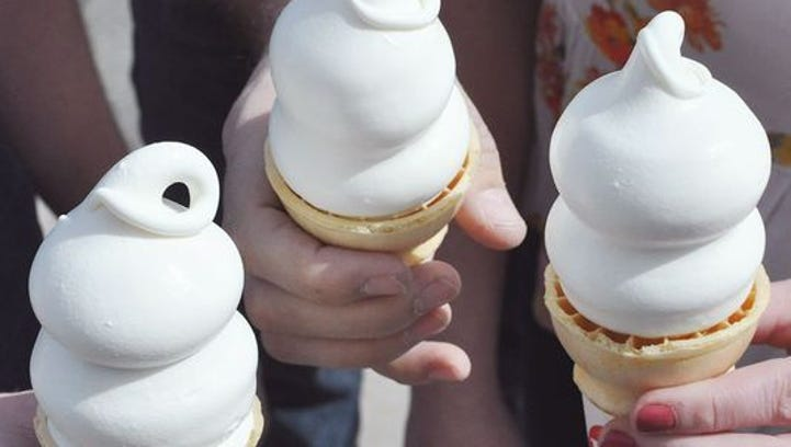 Dairy Queen offering free ice cream cones for first day of spring