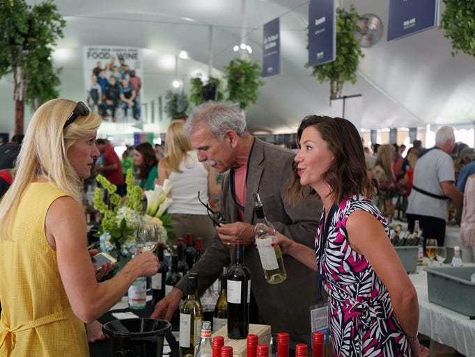 More than 5,000 guests tasted flavors from around the
