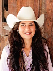 Megan Ford – Miss San Benito Rodeo