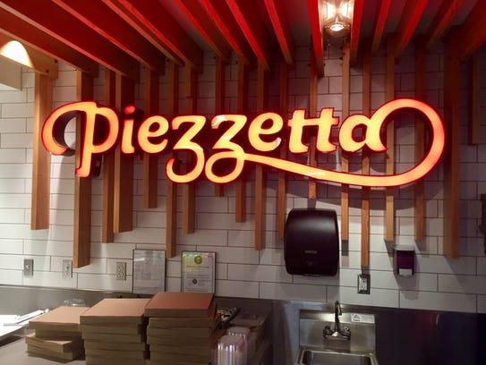 Piezzetta Pizza Kitchen, an independent pizzeria from
