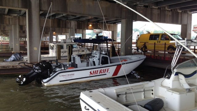 The Rockland County Sheriff's Office now has a patrol boat stationed at the Tappan Zee Bridge.