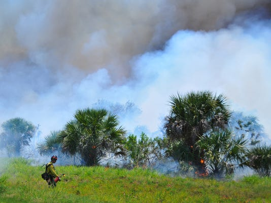 Refuge Controlled Burn 24