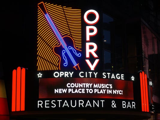 NAS-Opry City Stage NY