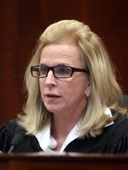 Kenton District Judge Ann Ruttle in 2012