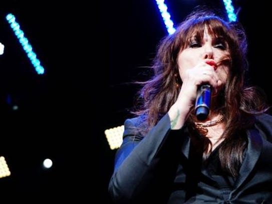 Ann Wilson of Heart will perform solo Sunday night