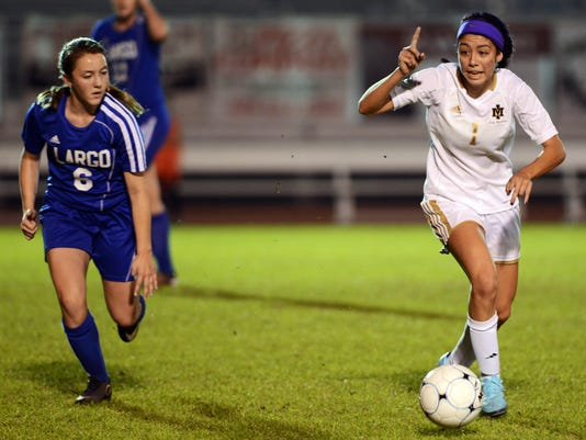 High School Soccer: Largo at Merritt Island