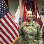 New Beaumont Army hospital CSM Janell Ray 'always striving to improve'
